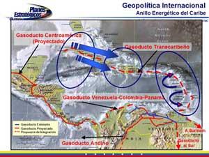 ANILLO ENERGETICO: en peligro La Gran Sabana ante la posibilidad de construcción de un gasoducto de 12.000Km hacia Manao-Brasil  camino a Argentina