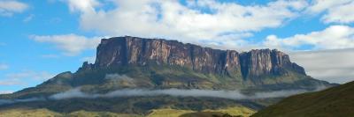 La Gran Sabana donde Dios dio rienda suelta a la más sublime creatividad